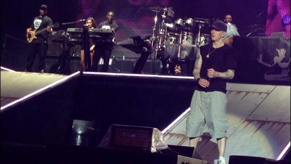 Eminem Stade de France 2013