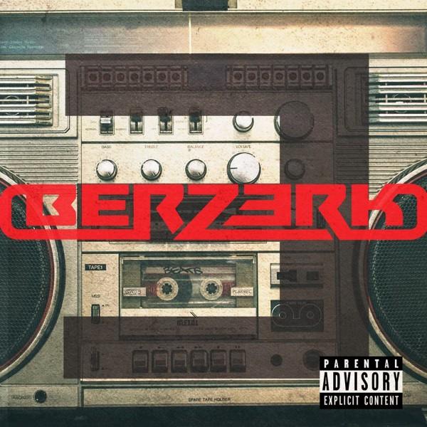 Eminem - Berzerk Cover