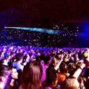 Eminem live perf at Stade de France Pano by Flora