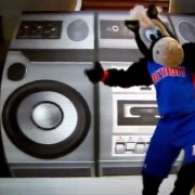 Detroit Pistons Hoopers World Berzerk 1