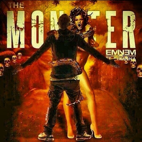 "Eminem ft. Rihanna - ""The Monster"" PARODY"