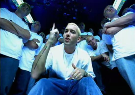 Эксклюзивное интервью Eminem'а для CD:UK