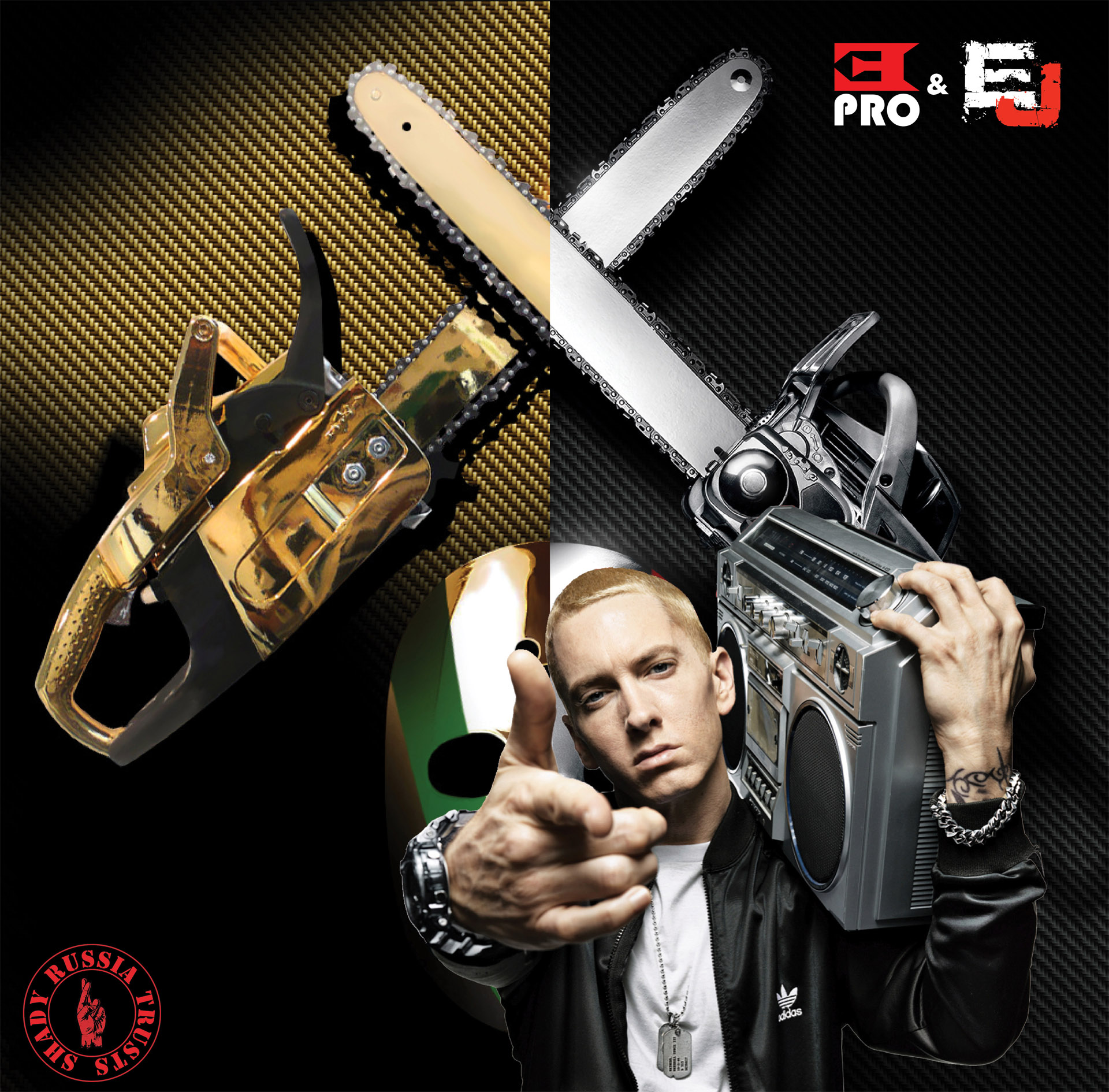 Рецензия EminemPRO на SHADYXV